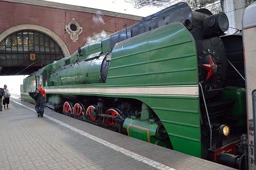 The Transportation System, Train, Railway, Metro