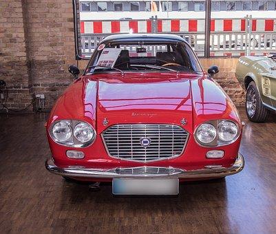 Auto, Lancia, Oldtimer, Classic, Vehicle