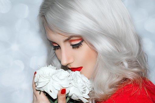 Lovely, Woman, Fashion, Girl, Portrait, Blond, Cute