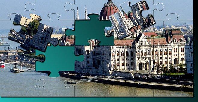 City, Architecture, Hungary, Budapest, Danube, Travel