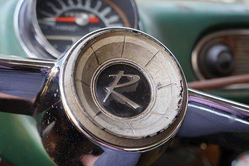 Car, Equipment, Classic, Nostalgia, Drive, Retro