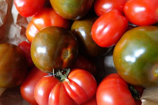 Tomato, Tomatoes, Food, Fruit, Vegetables