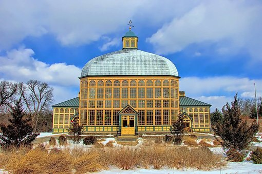 Architecture, Sky, Dome, Outdoors, Building