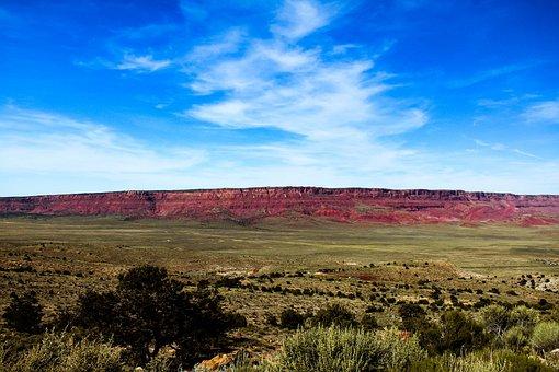 Landscape, Sky, Nature, Panoramic, Outdoors, Desert