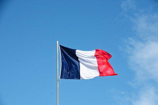 Flag, Wind, Patriotism, Mast, Rod, French Flag, France