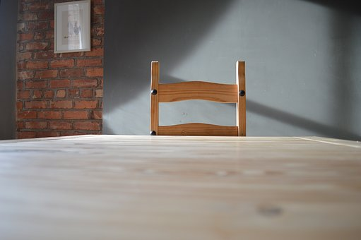 Wood, Inside, Furniture, Room, Table, Wall, Family
