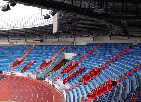 Stadium, The Auditorium, Field