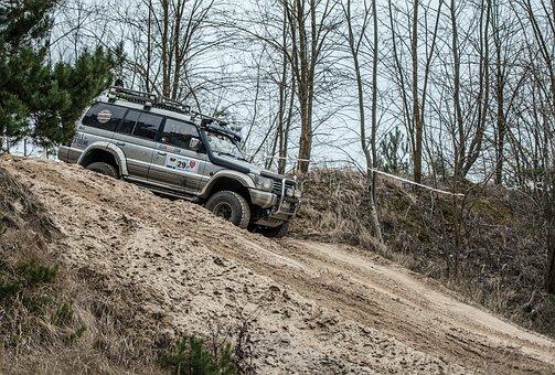 Rally, Mitsubishi, Pajero, Automotive, The Vehicle