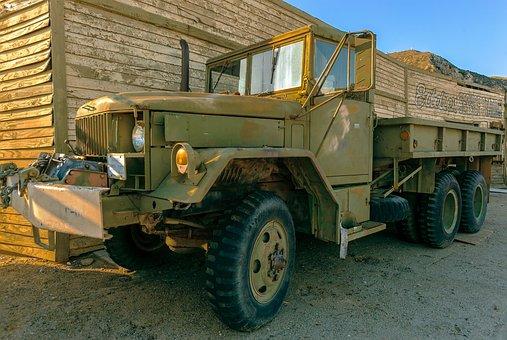 Vehicle, Transportation System, Machine, Truck, Tank