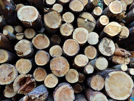 Background, Tribe, Pile, Wood, Holzstapel, Stack, Log