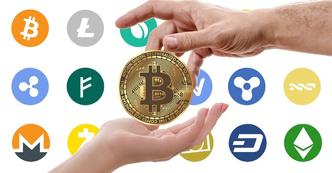 Cryptocurrency, Bitcoin, Exchange, Male, Female