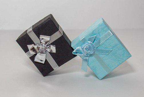 Gift, Jewelry, Box, Luxury, Gem