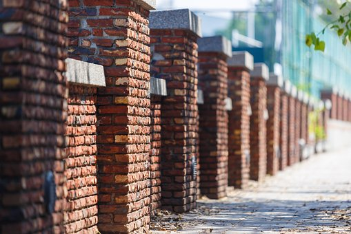 Architecture, Old, Outdoors, Brick, Wall, Travel