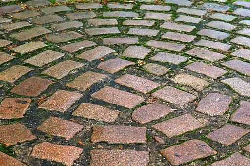 Paving, Stone, Stones, Texture, Background, Cobblestone