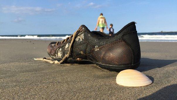 Beach, Mar, Costa, Body Of Water