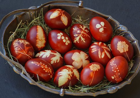 Easter Eggs, Eggs, Easter, Romanian Eggs, Traditional