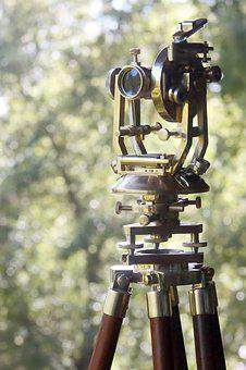Theodolite, Technology, Equipment, Lens, Industry