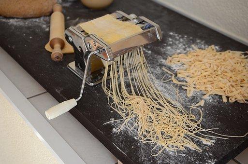 Food, Cook, Preparation, Wood, Industry, Flour