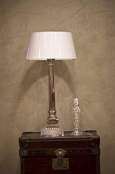 No One, Furniture, Architecture, Building, Home, Lamp