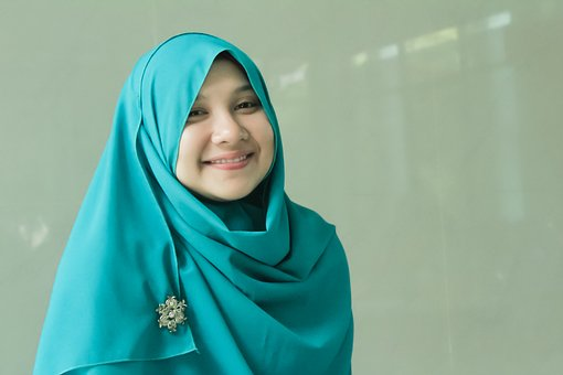 Girl, Gorgeous, Indonesian, Hijab, Model, Young, Muslim