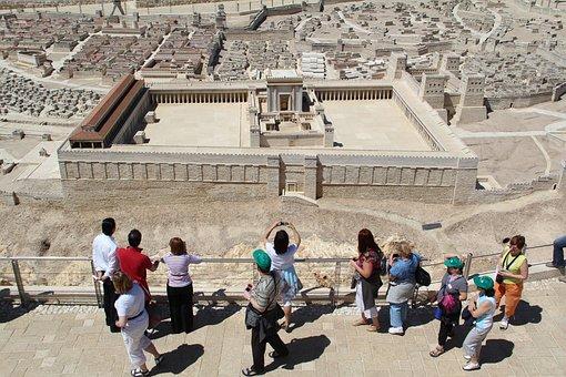 Tourism, Israel, Jerusalem, Israel Museum