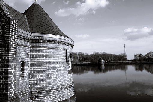 Water Art, Water Storage, Museum, Kaltehofe