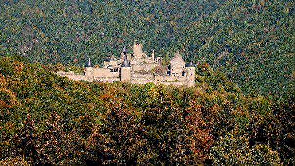 Castle, Architecture, Nature, Travel, Hill, Landscape