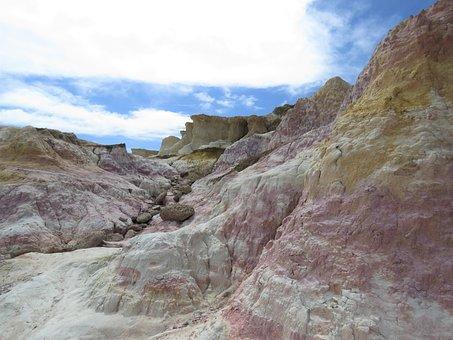 Nature, Landscape, Mountain, Sky, Travel, Paint Mine