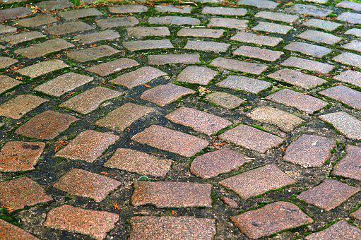 Paving, Stone, Stones, Texture, Background, Cobblestone