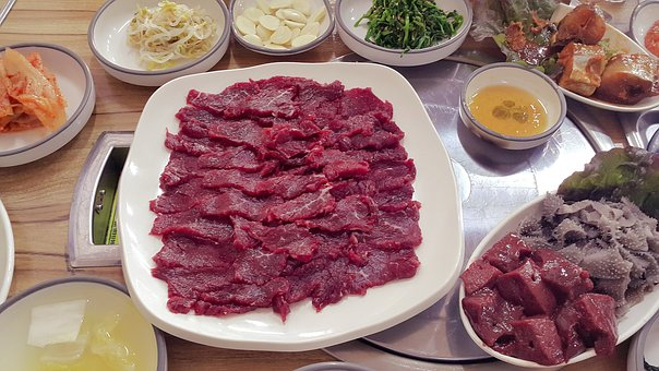 Food, Meat, Raw Meat
