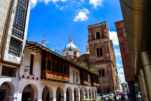 Cathedral Of Cuenca, Architecture, Travel, City