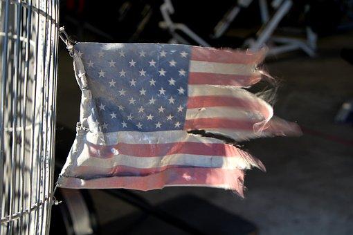 Flag, America, Usa, Patriotic, Patriotism, Symbol