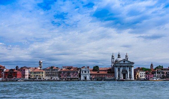 Water, Travel, Architecture, Sea, Sky, Venice