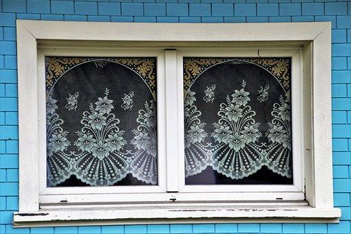 Window, Architecture, Lake Dusia, House, Old, Style