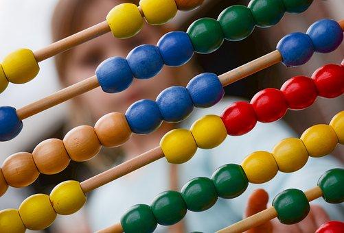 Abacus, Mathematics, Addition, Subtraction, Sulfur