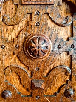 Door, Wooden, Old, Entrance, Antique, Ancient