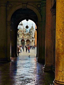 Architecture, Travel, Venice, City