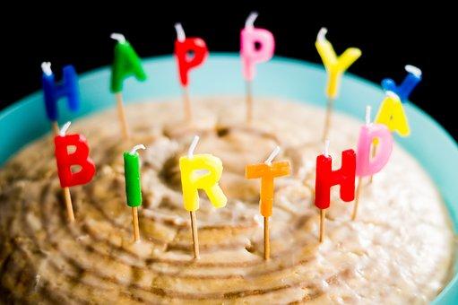 Candle, Celebration, Birthday Cake