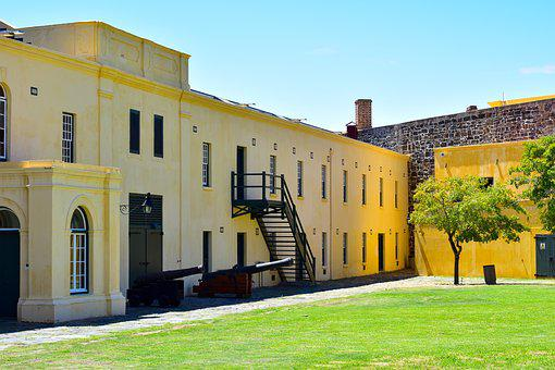 Castle Of Good Hope, Cape Town, South Africa, 1679