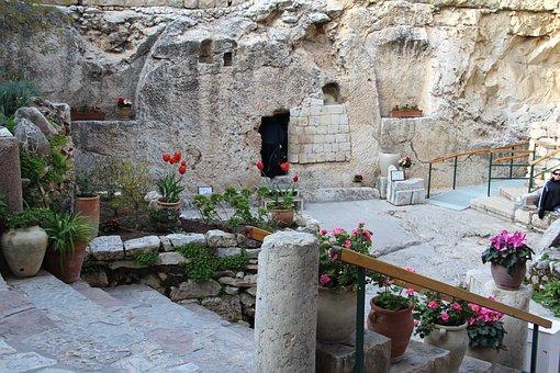 Easter, Israel, Jerusalem, The Garden Tomb