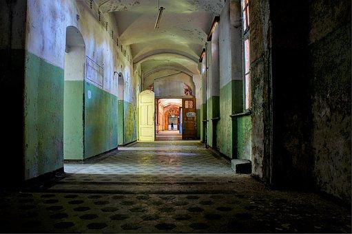 Decay, Beelitz Heilstätten, Hdr