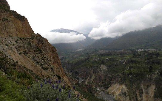 Nature, Mountain, Landscape, Panorama, Sky, Scenic