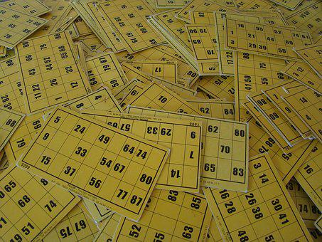 Loto, Statistics, Count, Lottery Winner, Carton
