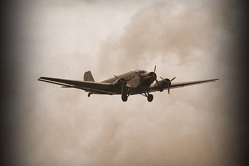 Aircraft, Military, Flight, Wing, Fly, Sky, Motor