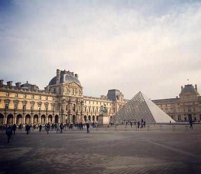 Architecture, Travel, Tourism, Outdoors, City, Paris