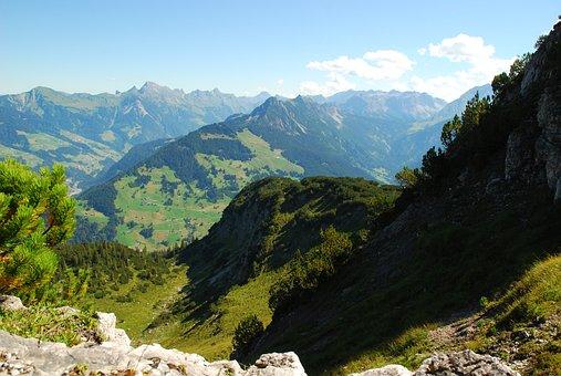 Mountain, Nature, Landscape, Rock, Travel, Panorama