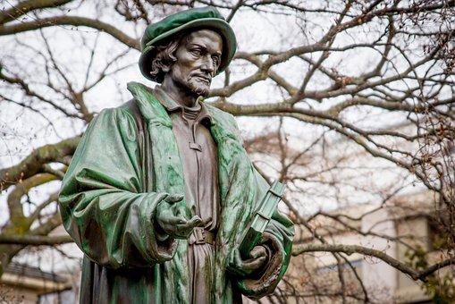 Statue, Sculpture, Culture, Human, Reformation