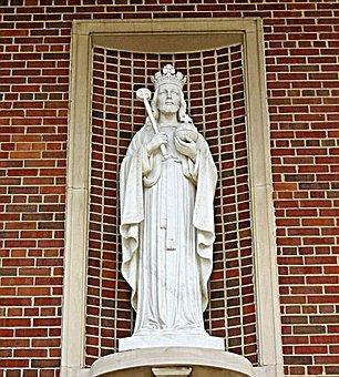 Christ, Statue, Sculpture, Architecture, Art, Church