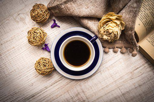 Cup, Drink, Wood, Still Life, Table, Coffee, Decoration