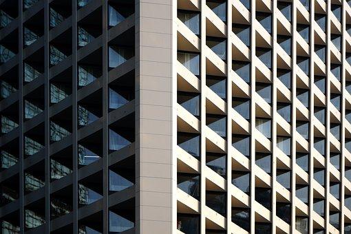 Modern, Building, Steel, Mode, The Future, Skyscraper